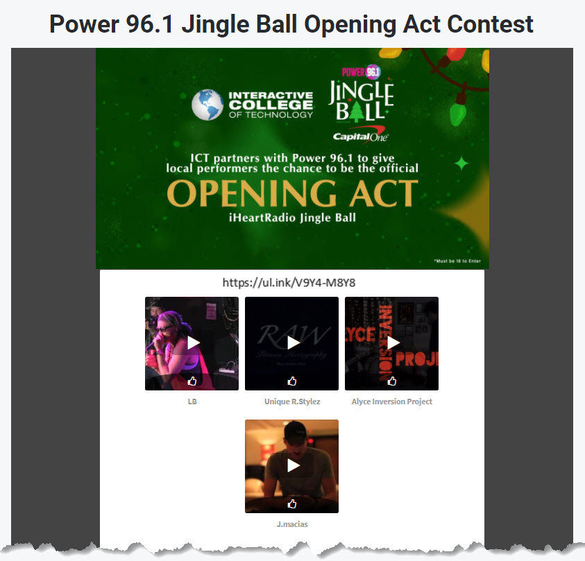Jingle-Ball-Bands-Contest-2020-Alyce-Inversion-Project